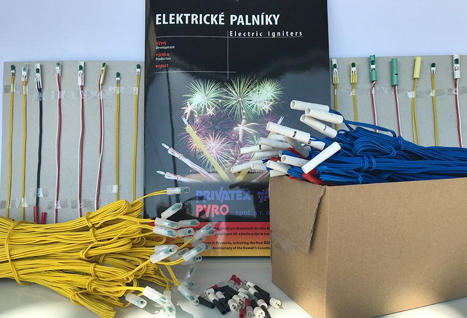 Elektrické pálniky