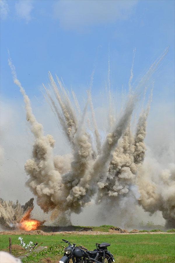 Špeciálne pyrotechnické FX efekty